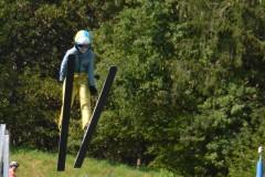 Tom-Skispringen